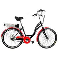 Электровелосипед VEOLA 350w  36V/13Ah(литиевый аккумулятор 36V)