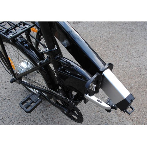Электро велосипед VEGA Mobile (Black)
