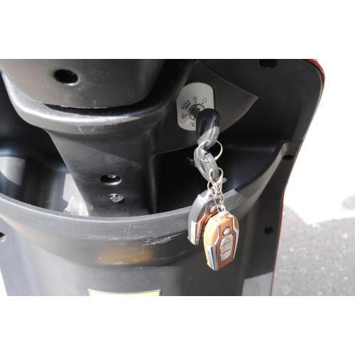Трехколесный электроскутер  VEGA HELP (500W60V 20AH, двигатель с редуктором, регулируемое сиденье)