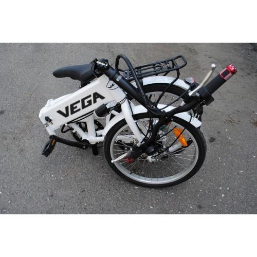 Электровелосипед Vega Mobile white