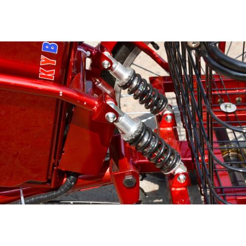 Электровелосипед трехколесный грузовой SkyBike 3-Cycle (трицикл)