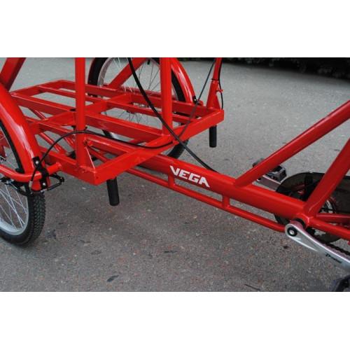 Велорикша Vega Riksha-2 Шасси