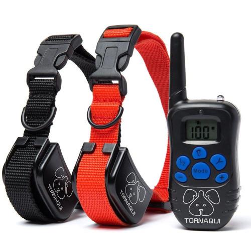 Ошейник аккумуляторный для дрессировки 2 собак