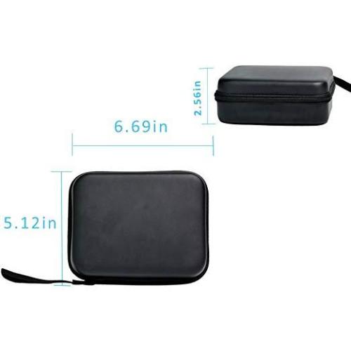 Эндоскоп WiFi HD 5м кабель 1600x1200 водонепроницаемый IP 68 Футляр