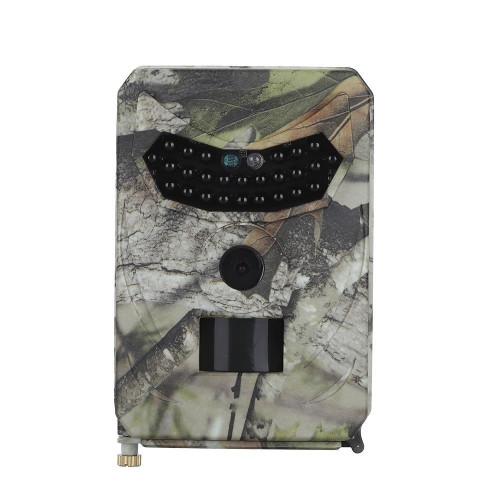 Фотоловушка Hunting PR-100 ночное видение 15м. датчик движения 15м. 12MP IP56 1с. 120гр.