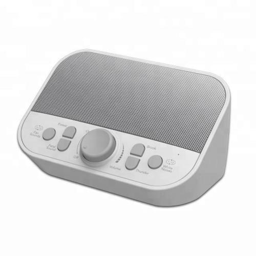 Портативная колонка генератор белого шума LATOW S BABY WHITE NOISE SLEEP MACHINE