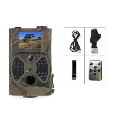 Фотоловушка Zstar HC300A монитор  12MP IP56 0,7с. 1080P HD  940NM рус. меню