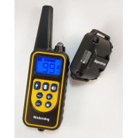 Электронный ошейник P-880  800м. водонепроницаемый для дрессировки собак аккумулятор от USB