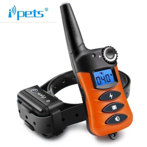 Ошейник для тренировки собаки iPets 620 100% Водонепроницаемый Перезаряжаемый