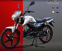 Мотоцикл Spark SP125С-2C серый