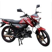 Мотоцикл Spark SP125С-2C бордовый