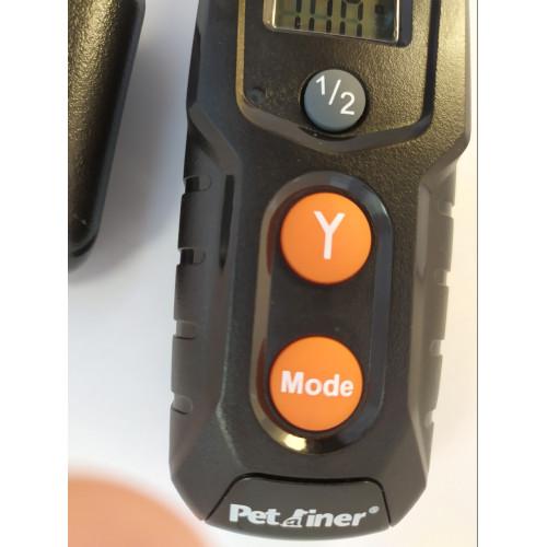 Ошейник для тренировки собаки Petrainer PET916-1 100% Водонепроницаемый пульт Перезаряжаемый