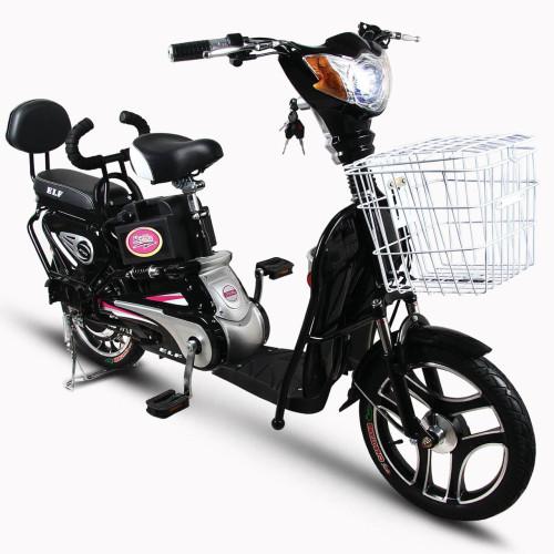 Электроскутер Skybike Sport (350W-48/12 V/Ah) Черный