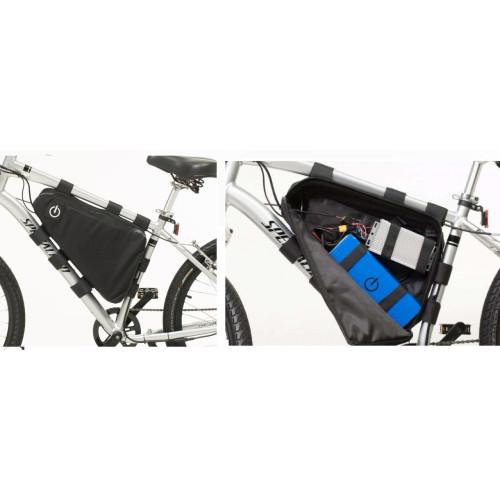 Электронабор для велосипеда полный Veloraketa 500w Sport 48v Li-io в ободе 20