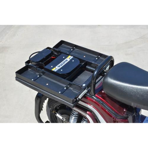 Электроскутер SkyBike MODUL II (1200W/60V) без ограничителя