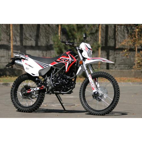 Мотоцикл Skybike CRDX 200 (21-18) Черно-красный