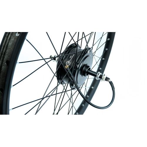 Электронабор для велосипеда полный Veloraketa 350w 48v Li-io в ободе 20