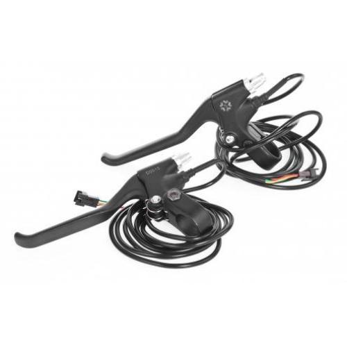Электронабор Evel для велосипеда 1000w 48v Li-io заднее с рекуперацией Evel Slim XL Panasonic BD 48v 16Ah