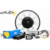 Электронабор Evel для велосипеда 3000w 72v Li-io заднее