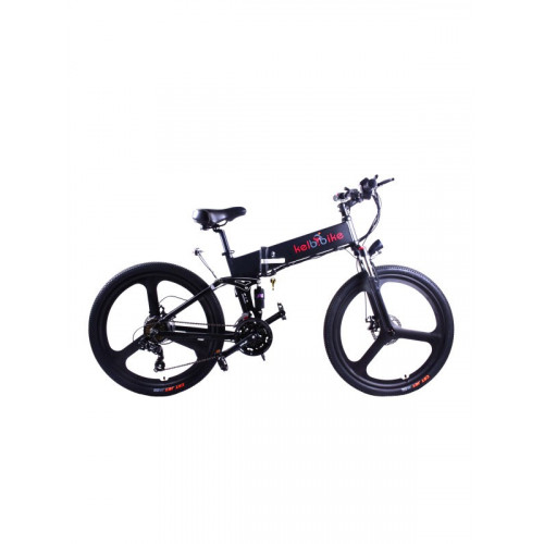 Электровелосипед складной фетбайк Kelb E-1911NT 26