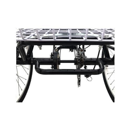 Электровелосипед грузовой трехколесный 24