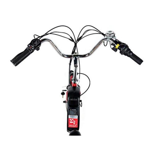 Электровелосипед трехколесный грузовой TRIKE 350w 10.4Ah Li-io Shimano