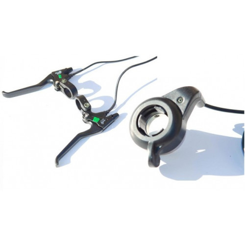 Электро набор Vega 10,4Ач для велосипедов 350W/36V черный 26/28