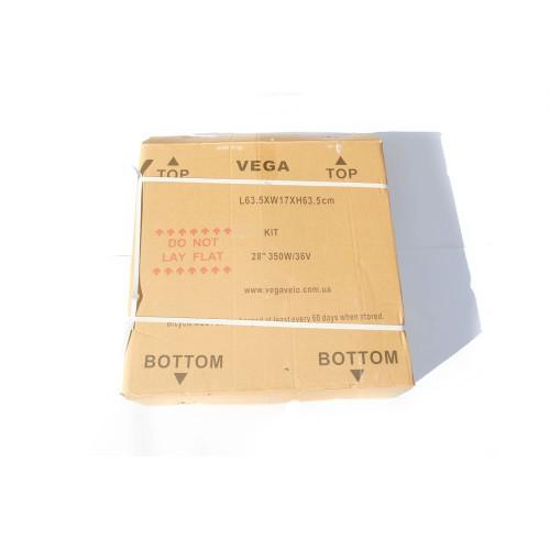 Электро набор Vega 13Ач для велосипедов 500W/48V черный 28