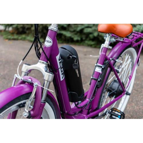 Электровелосипед Vega Family S 350/10,4 Li-ion 2021 Пурпурный