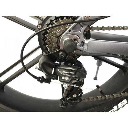 Электровелосипед складной Kelb E-1911WT-26 500W, 48V,10Ah Li Shimano  PAS FAT