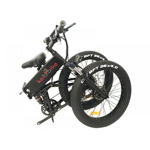Электровелосипед складной Kelb E-1911WS-26 500W, 48V,10Ah Li Shimano  PAS FAT
