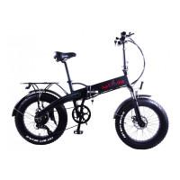 Электровелосипед складной фетбайк Kelb E-1913 WS-20 500W, 48V,10Ah Li Shimano  PAS