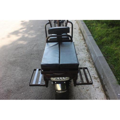 Электроскутер Алигатор 1800W 60v 32Ah