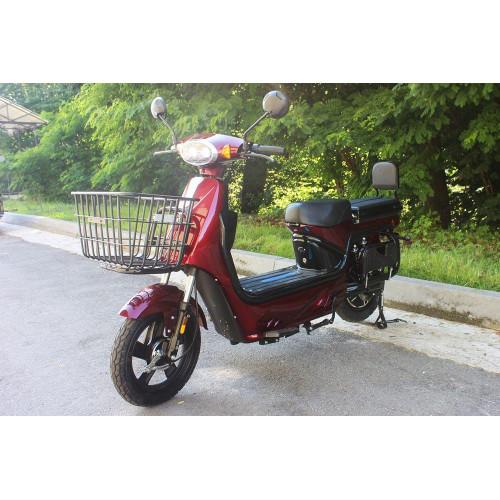 Электроскутер Tiger 1300w 60v/20Ah Красный