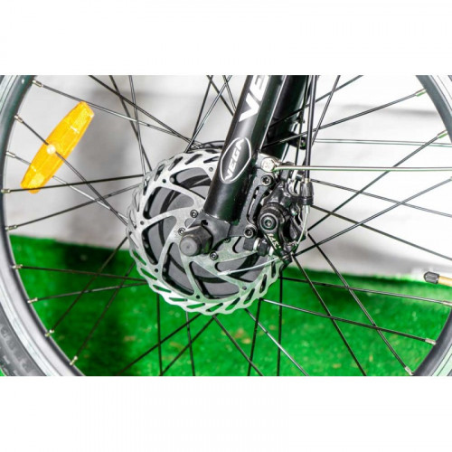 Электровелосипед трехколесный 500/48 грузовой Vega BIG HAPPY 2021
