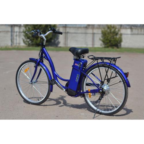 Электровелосипед SkyBike  LIRA 350w 36v 8.8ah Li Синий